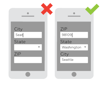 Localization-on-mobile-pages