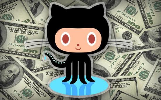 GitHub吉祥物章鱼猫
