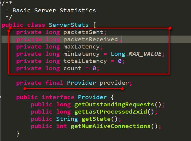ServerStats属性
