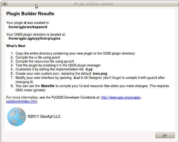 QGIS开发Python插件入门教程 - openthings的个人空间 - OSCHINA
