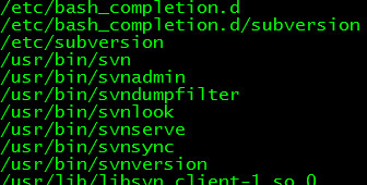 linux(centos)搭建SVN服务器 - 小木 - 青番茄乐园