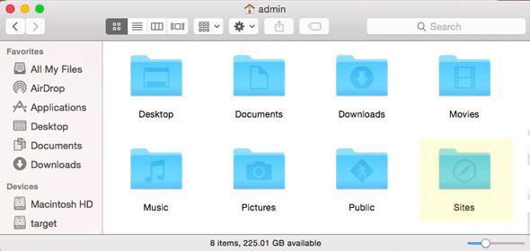 user-level-webroot-sites-folder