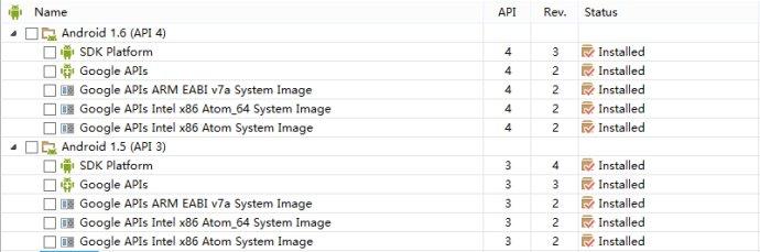 [转载]【资源】最新Android<wbr>SDK_API_开发包_离线包_下载