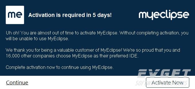 myeclipse授权激活方法