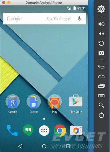Xamarin为Mono for Android提供了一个可视化设计器 3