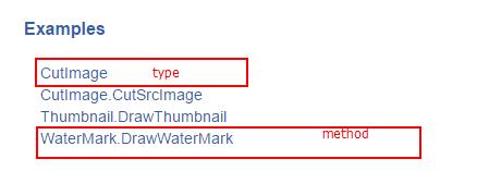 Go Document Example