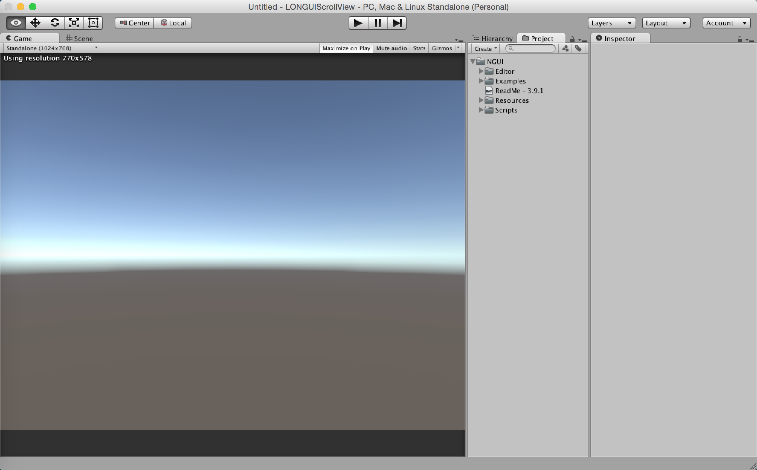 Unity]Unity开发NGUI代码实现ScrollView(滚动视图) - 浩浩老师的