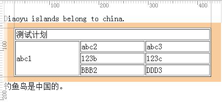 计算机生成了可选文字: 口一}_J工liao列islandsbelongtochina.目陋试计戈l}abcZ一」abc3{123b一口}123c{BBBZ」}nDn3'}abc3}abcZ-一曰},23C}123b{BBBZ一}nDD3勺鱼岛是中国的。口口刊