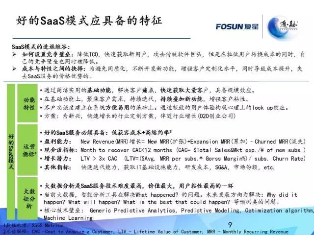 解析:SaaS 2.0 时代之风起云涌g