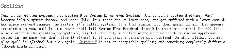 systemd怎么写