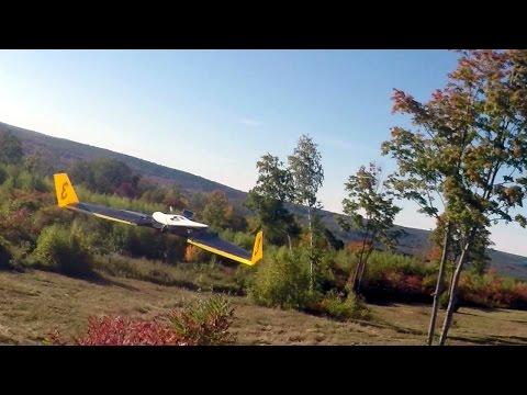 MIT CSAIL flight