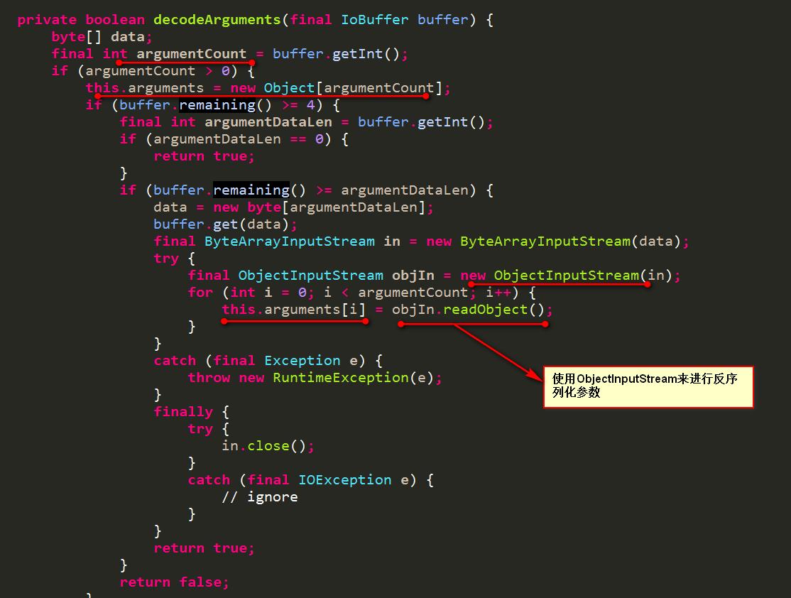 Gecko RPC序列化过程