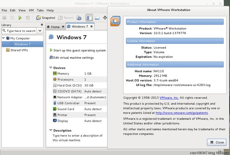 Kali-linux安装之后的简单设置 - xiao106347 - 学习笔记