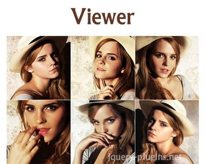 Viewer – jQuery Image Viewing Plugin