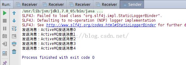 ubuntu下简单使用activemq - 2207872494的个人空间- OSCHINA