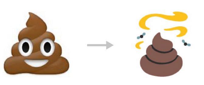当安卓Emoji遇上苹果Emoji:傻傻分不清楚