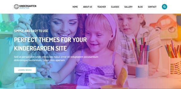 Kindergarten-WordPress-Theme-for-Children-School