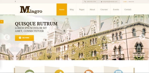 Milagro---Learning-and-Courses-WordPress-Theme