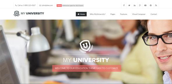 My-University---Education-College-WordPress-Theme