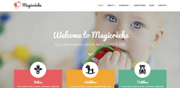Magicreche---Responsive-Crèche-WordPress-Theme