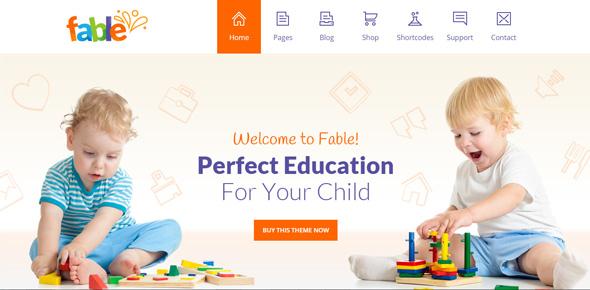 Fable---Children-Kindergarten-WordPress-Theme