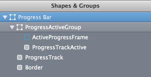 Progress bar group