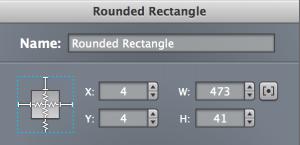 Button constraints