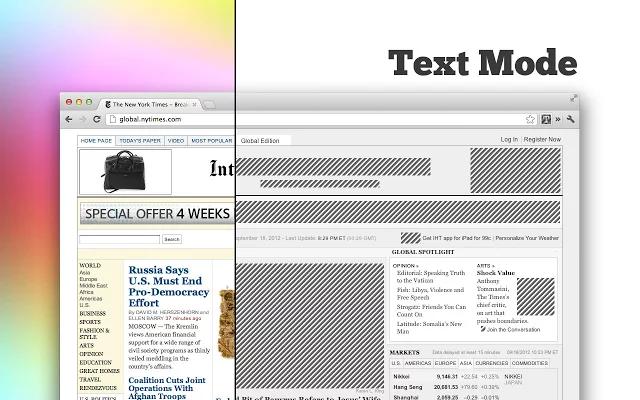 Text Mode(文本模式)