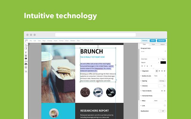 Lucidpress | Free Design Tool(Web打印)