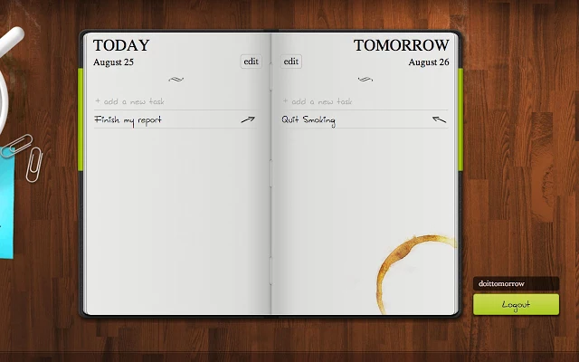 Do It :Tomorrow(治好你的拖延症)