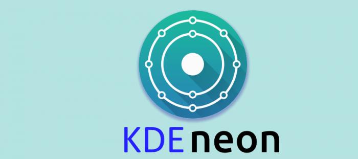 KDE neon 标志