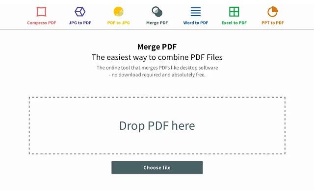 合并PDF(Merge PDF)