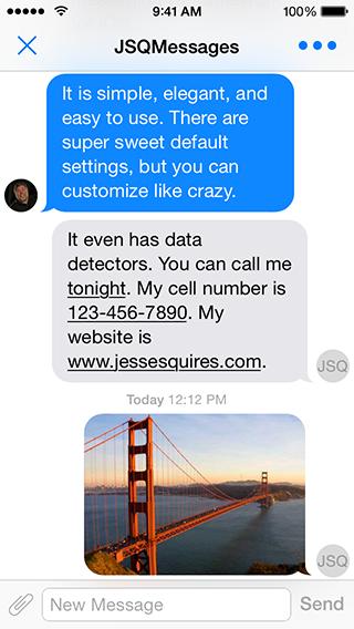 JSQMessagesViewController