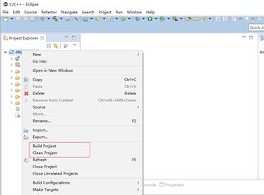 ESP8266 蘑菇云 IDE编程环境 Eclipse 项目编译方法