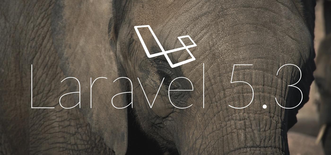 laravel-5-3