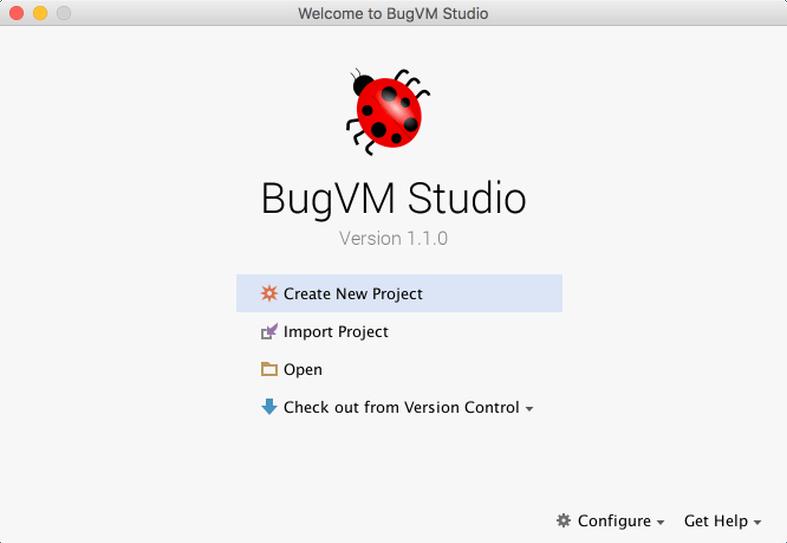 BugVM