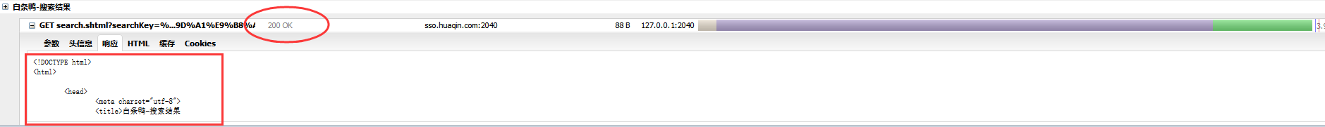 页面渲染html