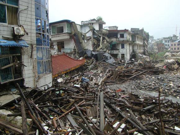 图片来源于网络 - 2008汶川大地震