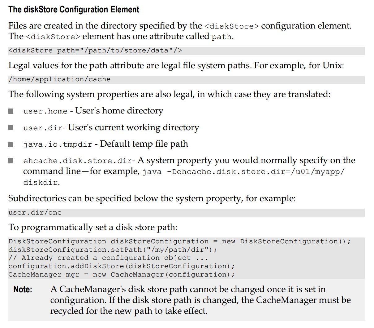 JFinal开发JPress的ehcache缓存方案、以及踩过e...