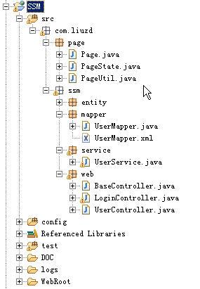 SpringMVC3.0+MyIbatis3.0(分页示例)【转】 - zookeeperkafka - zookeeperkafka的博客