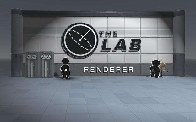 The Lab Renderer学习笔记