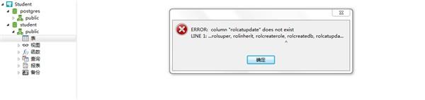 ERROR:column