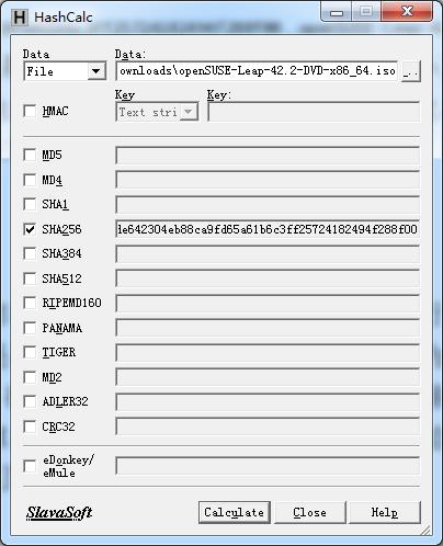 HashCalc