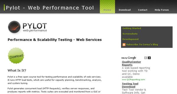 分享18个常用的网站性能测试工具 - 51CTO技术博客 - tianle - tianle的博客