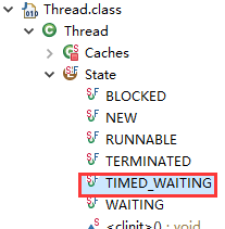Java 线程状态之 TIMED_WAITING