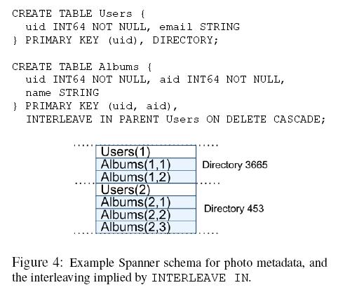 Google Spanner, 厦门大学,计算机系,数据库实验室,林子雨