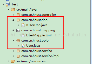 SSM三大框架整合详细总结(Spring+SpringMVC+MyBatis)