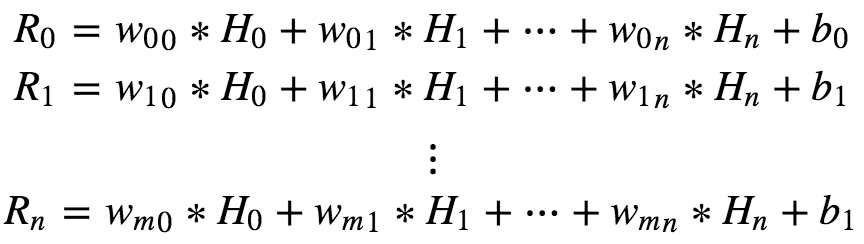 Softmax的多元分类