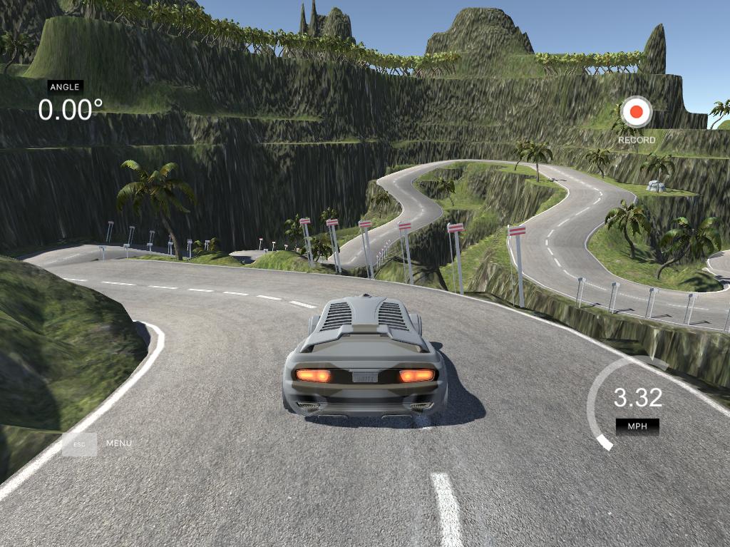 Self-Driving Car Simulator