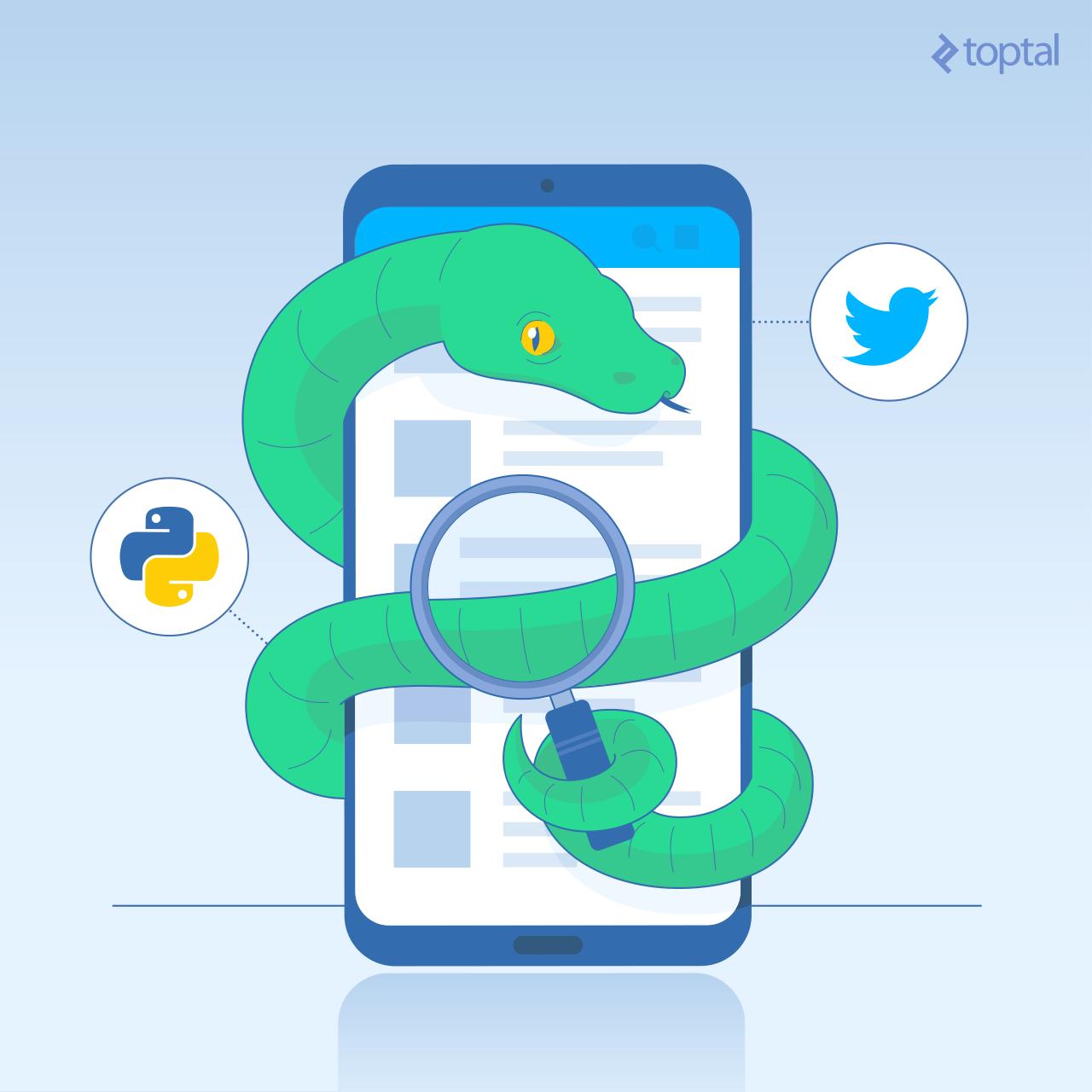 [译] Twitter数据挖掘:如何使用Python分析大数据...